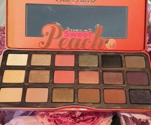 makeup, too faced, and eyeshadow image