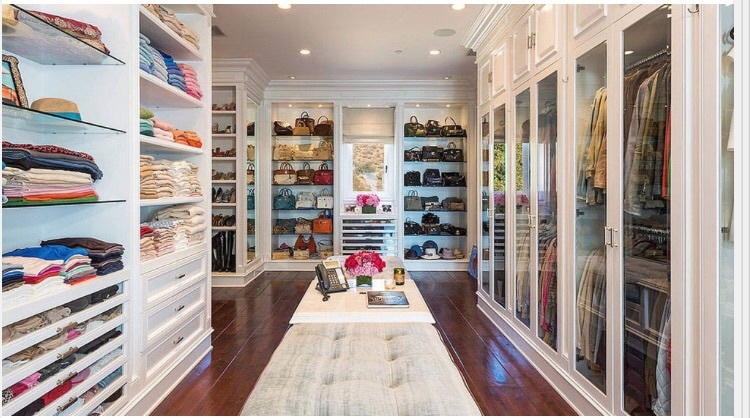 Image about shoes in bedroom and closets 🎀 by dark like my soul