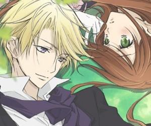 anime and hakushaku to yousei image