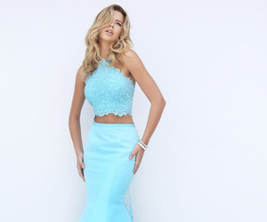 two piece prom dresses and prom dresses 2016 image