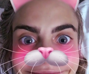 cute and caradelevingne image