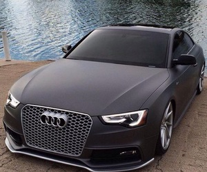 audi, classy, and fast and furious image