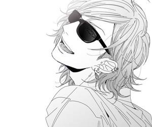 manga and yuri image