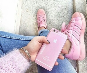 adidas, iphone, and style image