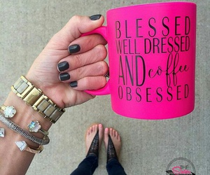 coffee, mug, and fashion image
