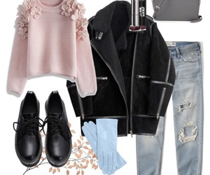 baby blue, clothes, and fashion image