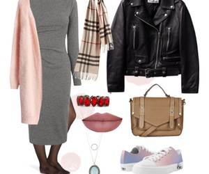 baby pink, beauty, and Burberry image