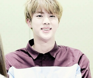 kpop, bts, and kim seokjin image
