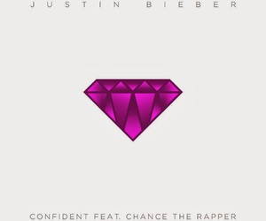 confident, justin bieber, and music image