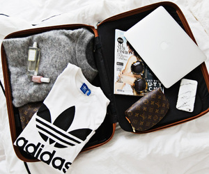 adidas and travel image