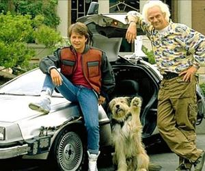 Back to the Future and marty image