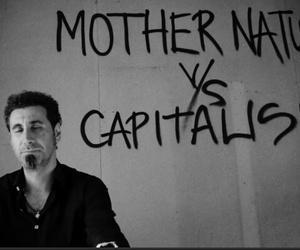 serj tankian, capitalism, and harakiri image