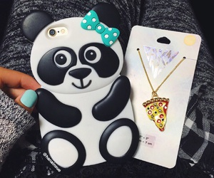 accessory, pizza, and cute image