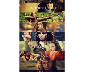 divergent, girl, and harry potter image