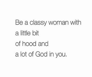 classy, god, and quotes image
