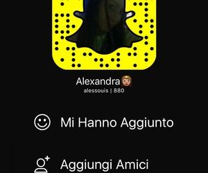 follow, snapchat, and history image