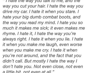 10 things i hate about you, movie, and poem image