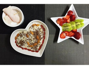abs, almond, and FRUiTS image