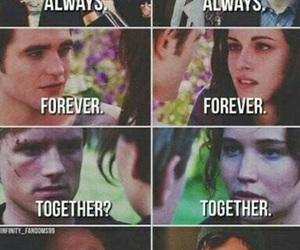 always, ho, and thg image