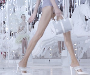 bags, carrousel, and fashion image