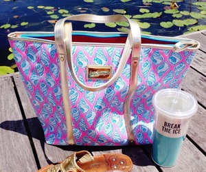 preppy, lily pulitzer, and jack rodgers image