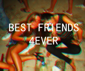 alcohol and best friends image
