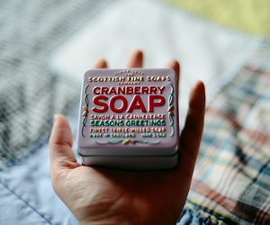 soap and hand image