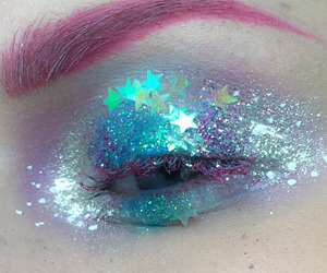 beauty, colors, and sparkles image
