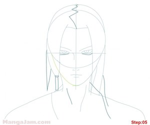 art, drawing, and how to draw kimimaro image