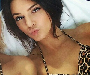 beauty, kendall jenner, and celebrity image