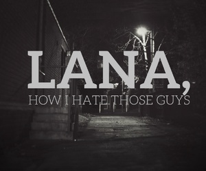 girls, is, and lana image