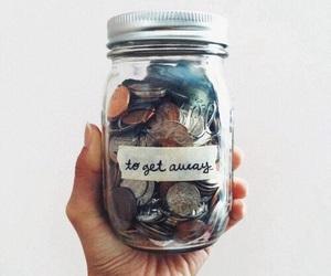 money, travel, and adventure image