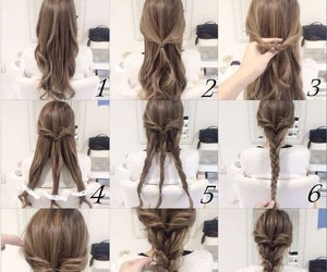 braid, hairstyles, and coiffure image