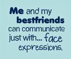 friends, face, and best friends image