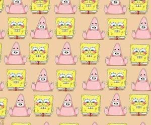 wallpaper, spongebob, and patrick image