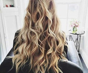 curls, love, and fashion image