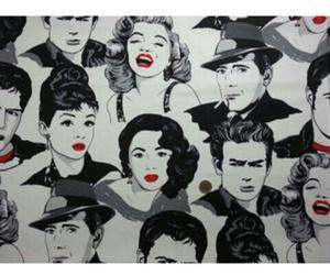 Elizabeth Taylor, james dean, and Marilyn Monroe image