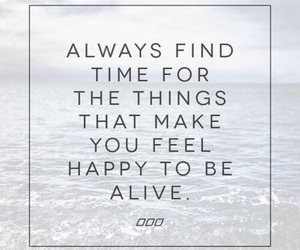 alive, always, and find image