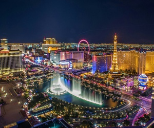 Las Vegas and travel image