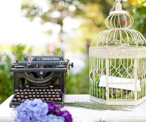 vintage, birdcage, and lovely image