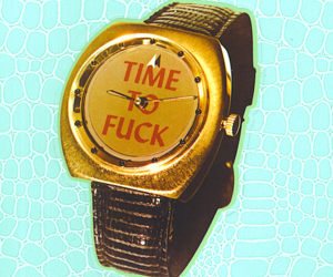 clock, fuck, and time image