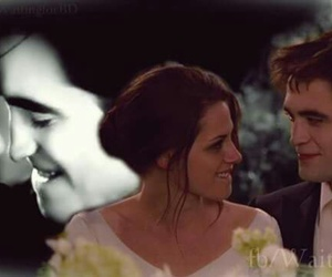 bella and edward, bella swan, and breaking dawn image