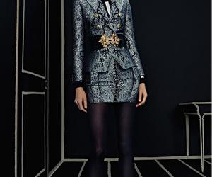 Balmain and fashion image