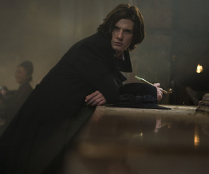ben barnes, dorian gray, and oscar wilde image