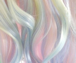 color, hair, and colorhair image
