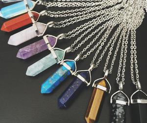 art, design, and necklace image