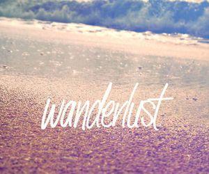 wanderlust, wallpaper, and beach image