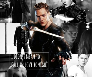 the mortal instruments, jace wayland, and the infernal devices image