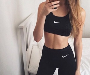 nike, fitness, and body image