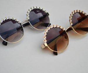 sunglasses, 90s, and accessories image